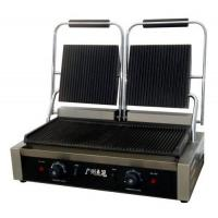 Buy cheap Jieguan Double panini grill EG-813 from wholesalers