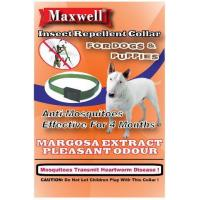 Buy cheap Maxwell Insect Repellent Collar For Dog from wholesalers