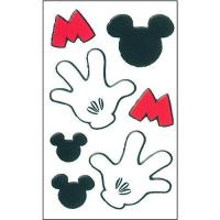 Buy cheap Disney Puffy Fuzzy Stickers, Mickey Mouse from wholesalers