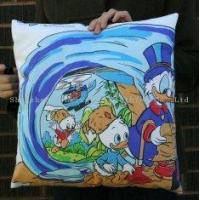 Buy cheap OEM Design Kids Microbead Standard Decorating Pillow Fabric with Cartoon Size 40 x 40 from wholesalers