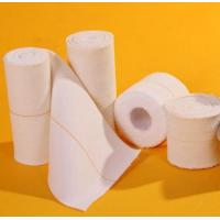 Buy cheap 100%cotton plain elasic bandage from wholesalers