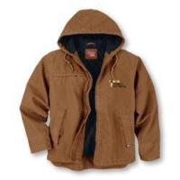 Buy cheap Brown Mens Hooded Jackets from wholesalers