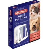 Buy cheap Staywell 715 Small White Door with Clear See-Through Flap from wholesalers