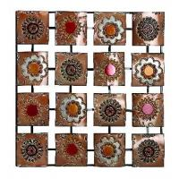 Buy cheap Pocket Full of Posies Metal Wall Art from wholesalers