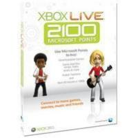 Buy cheap 2100 Microsoft Points in New Paperform (Xbox 360) from wholesalers
