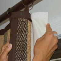 Buy cheap Insulating Blackout Curtain Panel Liner, 38 x 59 from wholesalers