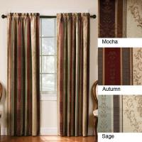 Buy cheap Thermal Backed Tuscan Blackout Curtain Panel Set from wholesalers