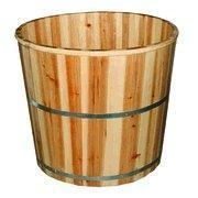 Buy cheap Foot Reflexology Massage wood Bucket /Foot Bath Wooden Tub from wholesalers