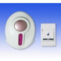 Buy cheap OEM MP3 Music Digital Battery Portable Intercom Wireless Doorbell With Unique Designs from wholesalers