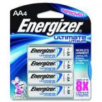 China ENERGIZER - Ultimate Lithium Batteries on sale