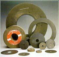 Buy cheap Rubber Bonded Grinding Wheels from wholesalers