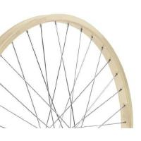 Buy cheap Nirve Front Cruiser Bike Wheel (Cream, 26 x 1.75, 14g x 36h) from wholesalers