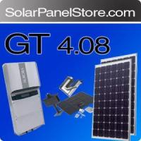 Buy cheap Grid-Tie Systems GT 4.08 Grid-Tie Solar Package Roof Mount from wholesalers