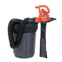 Buy cheap Black & Decker LH4500A 12 Amp Two Speed LEAFHOG Handheld Electric Mulcher Blower Vac from wholesalers