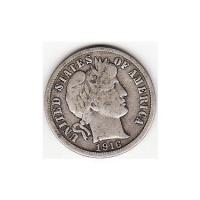 Buy cheap 1916 Barber - US Coin from wholesalers