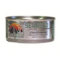 Buy cheap Wysong Gourmet Seafood Dog & Cat Food 24/5.5 oz Cans from wholesalers