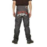 Buy cheap Bape A Bathing Ape Grey Red White Mens Jeans from wholesalers