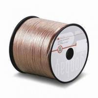 Buy cheap Transparent Copper Speaker Cables product
