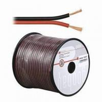 Buy cheap Red Black Speaker Cables product