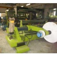 Buy cheap Double drum center surface slitter rewinder paper converting machine from wholesalers