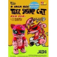 Buy cheap Joe Ledbetters Toxic Swamp Cat Red 8 inch QEE Previews Exclusive from wholesalers