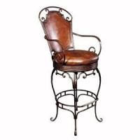 Buy cheap Conservatory Swivel Barstool from wholesalers