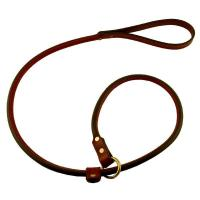 Buy cheap Leather Handler Slip Lead (Rolled) from wholesalers