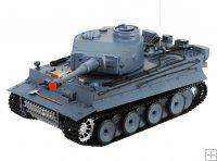 Buy cheap 1:16 Scale Airsoft RC German Tiger Tank, Smoke and Sound product