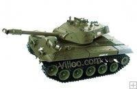Buy cheap Airsoft US M41A3 Walker Bulldog RC Battle Tank from wholesalers