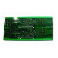 Buy cheap OEM Single Side FR-1 HASL lead free Electronic PCB Board Manufacturing from wholesalers
