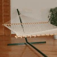 Cotton Or Polyester Rope Hammock Quality Cotton Or