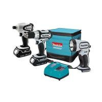Buy cheap Makita 18-Volt Compact Cordless 3-Piece Combo Kit from wholesalers