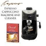 Buy cheap Capresso 303.01 4-cup Espresso Cappuccino Machine and Cleaner Bundle from wholesalers
