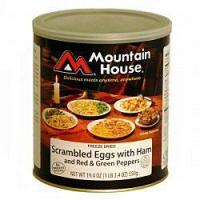 Mountain HousePrecooked Eggs & Ham