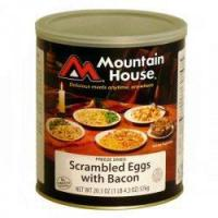 Buy cheap Mountain HousePrecooked Eggs & Bacon from wholesalers