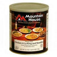 China Mountain HouseChicken Ala King on sale
