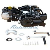 Buy cheap 125cc 4-stroke Dirt Bike Engine with Manual Transmission, Kick Start from wholesalers