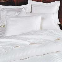 Buy cheap LUXOR-White Striped - 1000TC Egyptian Cotton Bed Sheet Sets from wholesalers