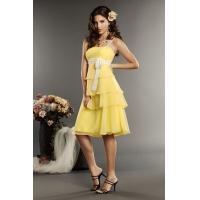 Buy cheap Yellow Evening Dresses from wholesalers