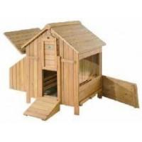 Buy cheap Chicken Coop With External Nesting Box 119x81x109cm (47x32x42) from wholesalers
