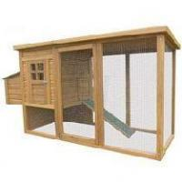 Buy cheap Flat Pack Chicken House With Run 167x75x103cm (66x29.5x40.5) from wholesalers