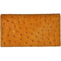 Buy cheap Genuine ostrich leather wallet OSLW801E Tan from wholesalers