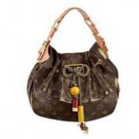 Buy cheap Louis Vuitton Monogram Canvas Kalahari PM Bag from wholesalers