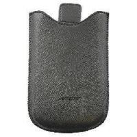 Buy cheap Aegis HTC Wildfire Black Leather Pouch from wholesalers