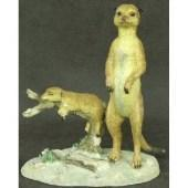 Buy cheap Meerkat And Sleeping Baby Ornament from wholesalers