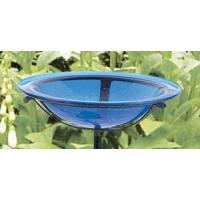 Buy cheap Crackle Glass Bird Bath from wholesalers