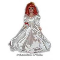 Buy cheap Disney Princess Ariel The Little Mermaid Bridal Doll from wholesalers
