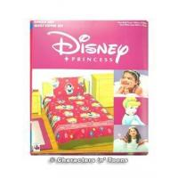 Buy cheap Disney Princess Bedding Quilt Cover Set Snow White Aurora Cinderella Pink Single from wholesalers