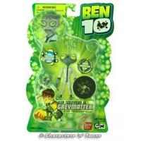 Buy cheap Ben 10 Action Figure Greymatter from wholesalers