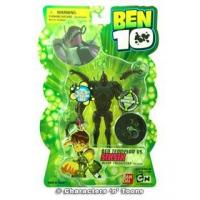 Buy cheap Ben 10 Action Figure Sixsix from wholesalers
